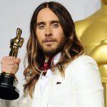 Jared Leto aux Oscars pour son rôle dans Dallas Buyers Club