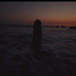 Jules à la plage, la nuit